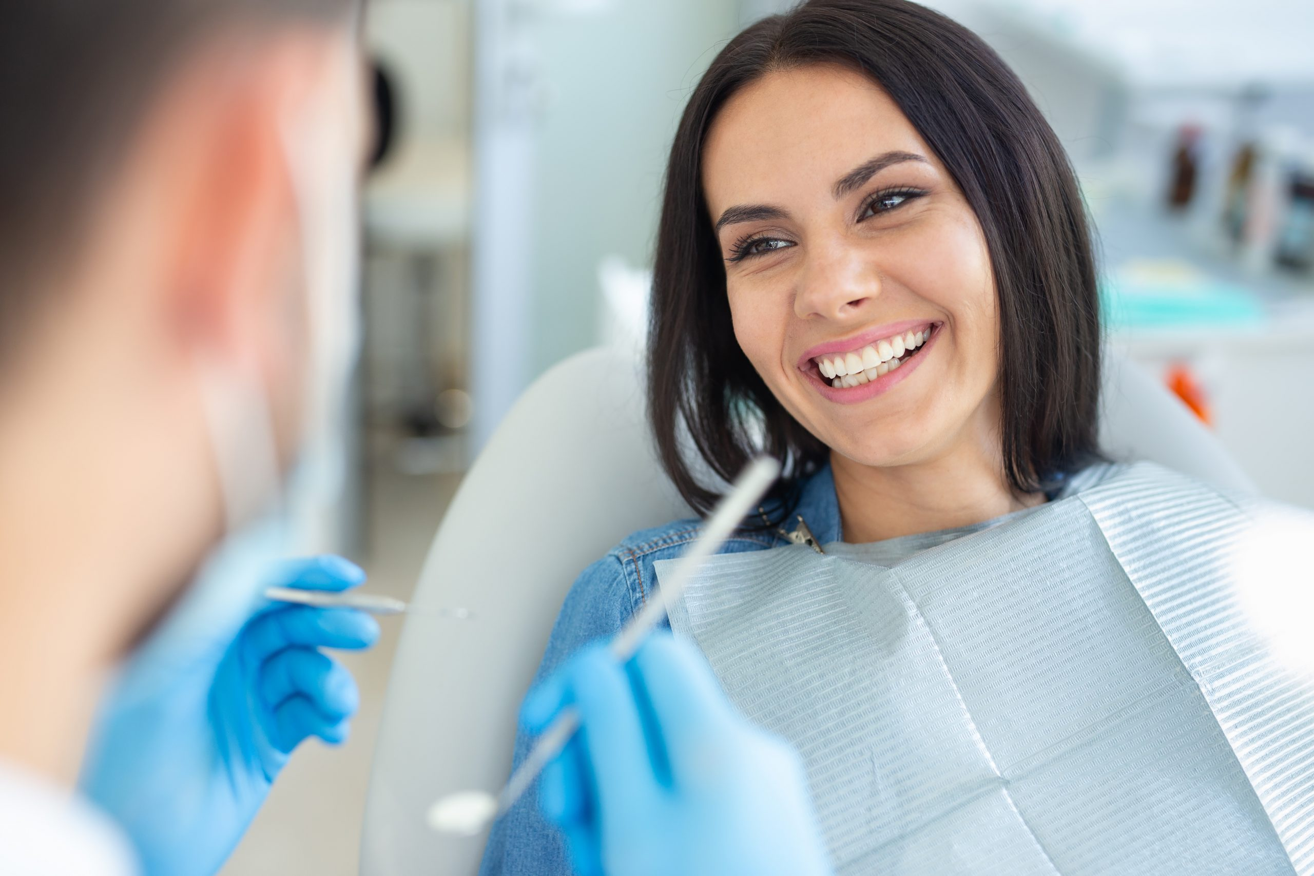 Teeth Cleanings at Mayfaire Family Dentistry